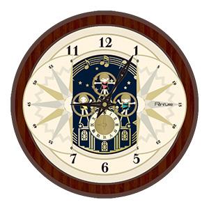 Perfume オリジナルからくり時計...