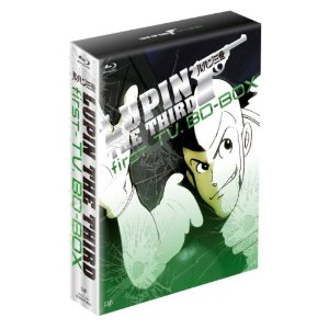 ルパン三世 first- TV. BD-BOX Blu-ray