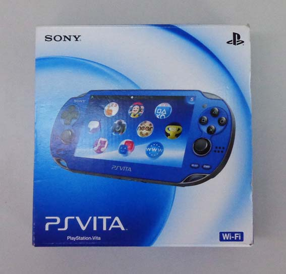 PlayStationVita Wi-Fiモデル PCH-1000