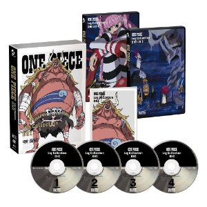 ONE PIECE Log Collection OHZ 初回限定版 ワンピース DVD
